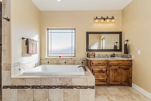 past bathroom renovation projects